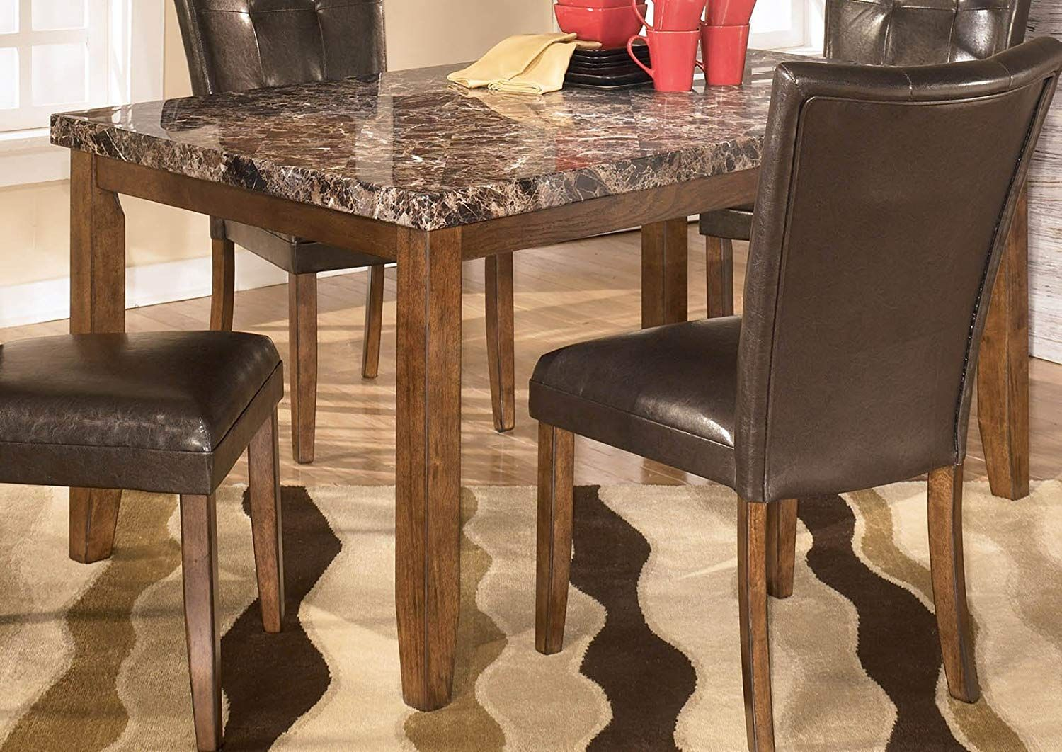 Signature Design by Ashley Lacey Dining Room Table >>> Thank you ...