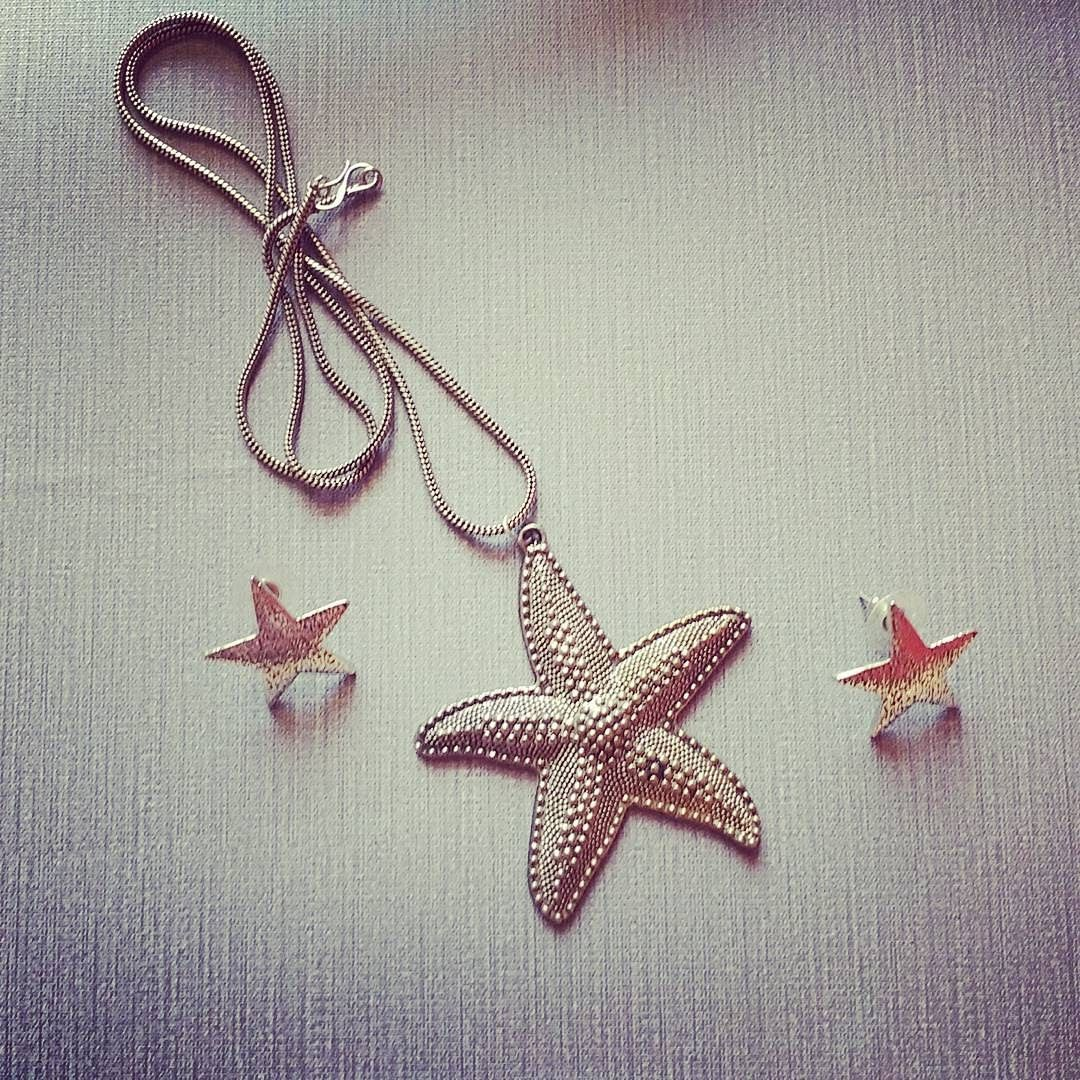 The sight of the stars makes me dream.  #fashion #fashionblogger #jewelrygram #jewellery #jewelry #jewelleryaddict #fashiondiaries #fashionaddict #accessories #necklace #stars #love #earrings #styleblogger #stylist #ornaments #instajewelry #musthave #lifestyle #indulge #pendant #adorable #fashionista #pretty #instalike #instajewelry #instagood #picoftheday #igers