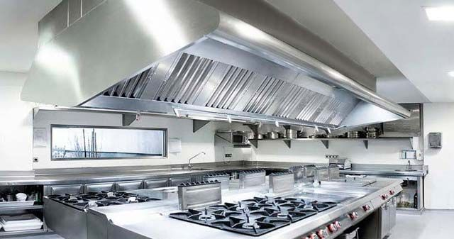 Commercial Kitchen Hood Design Brilliant Restaurant & Commercial Exhaust Hoods 18007151014 Hoodmart Inspiration