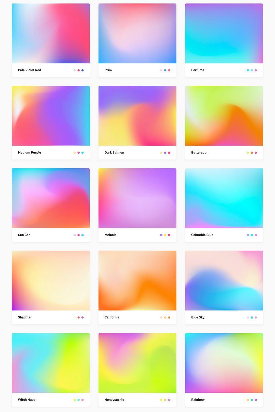 100 Free Mesh Gradients With Images Gradient Design Gradient