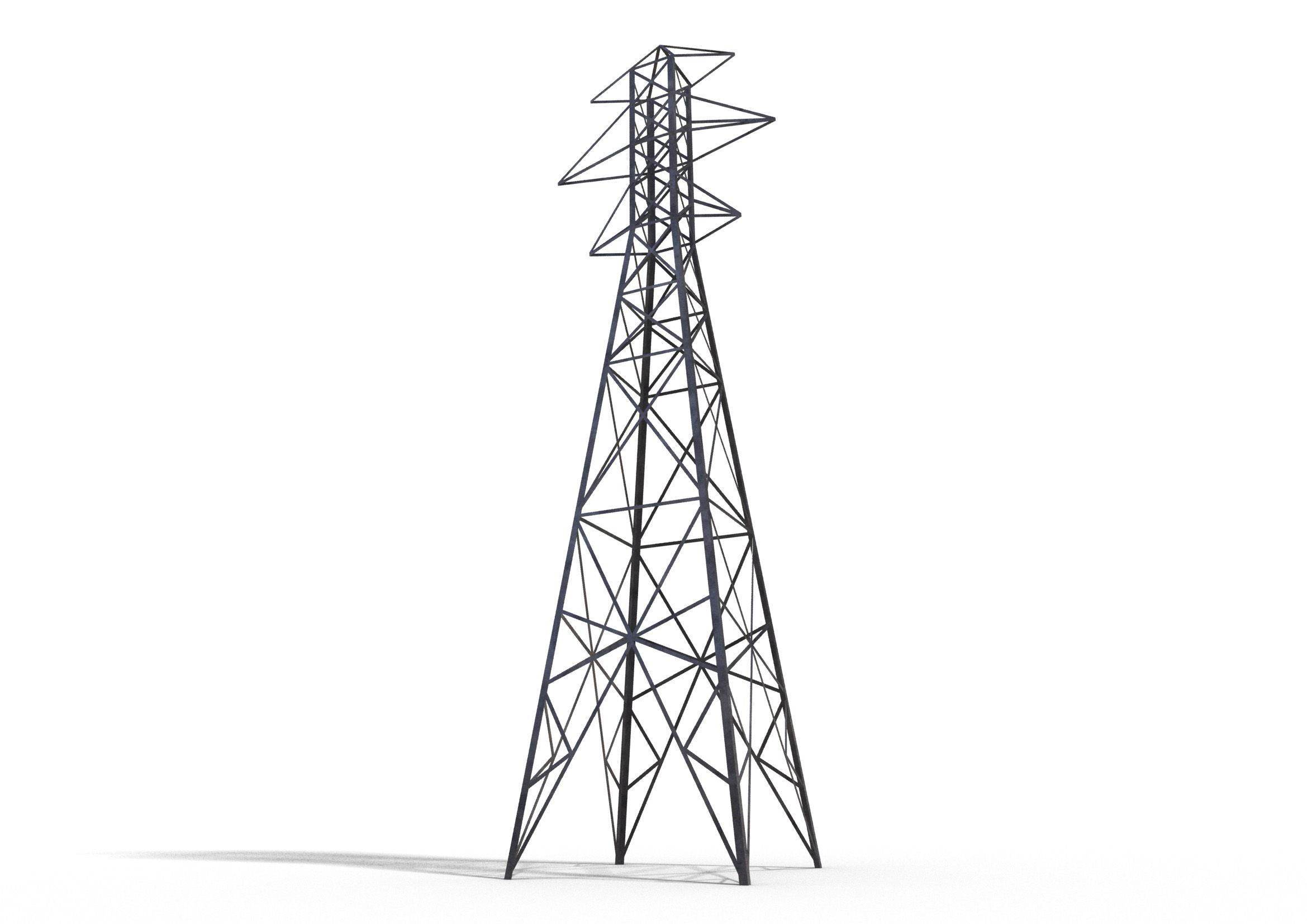 Electrical Tower Drawing