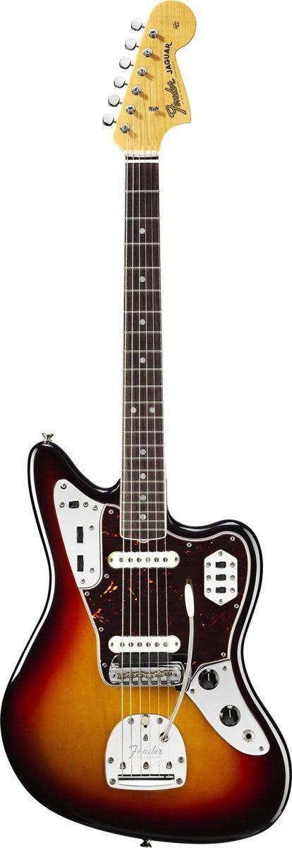 fender american vintage 39 65 jaguar electric guitar i could never afford this but a girl can. Black Bedroom Furniture Sets. Home Design Ideas