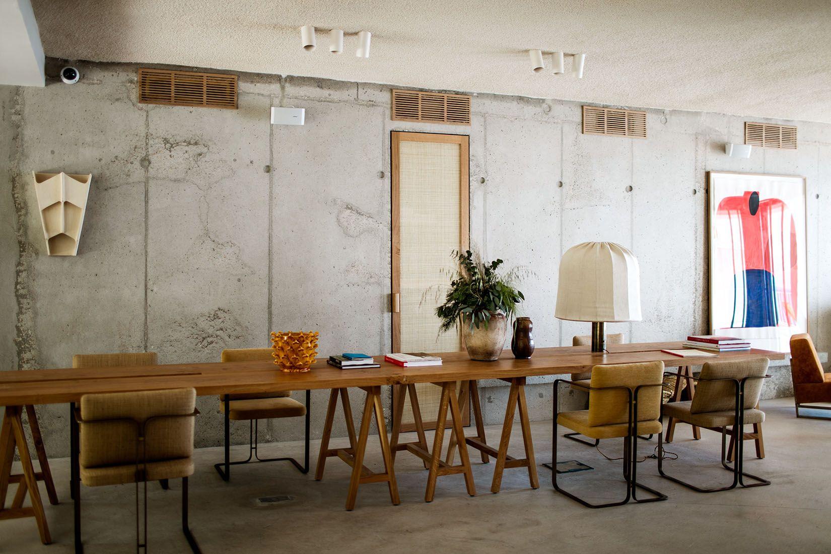 festen architects hotel les roches rouges materiaal kleur textuur french boutique hotel. Black Bedroom Furniture Sets. Home Design Ideas