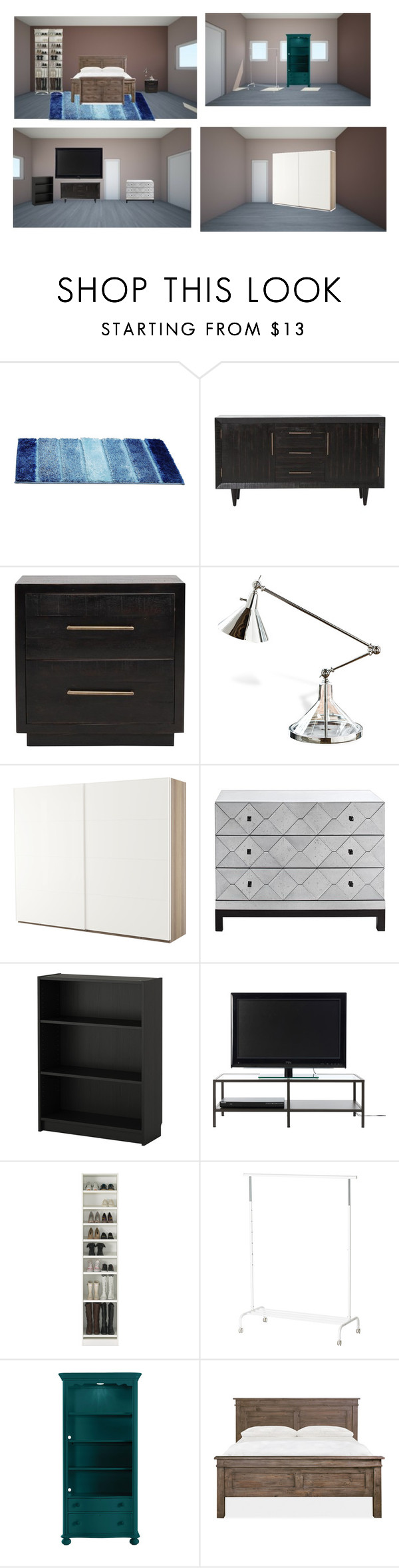 """Sem título #374"" by paradapermitida on Polyvore featuring moda, Universal Lighting and Decor e Stanley Furniture"