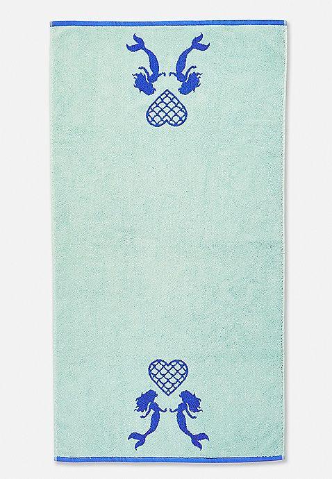 Mermaid Towel Justice Mermaid Towel Girls Bathroom