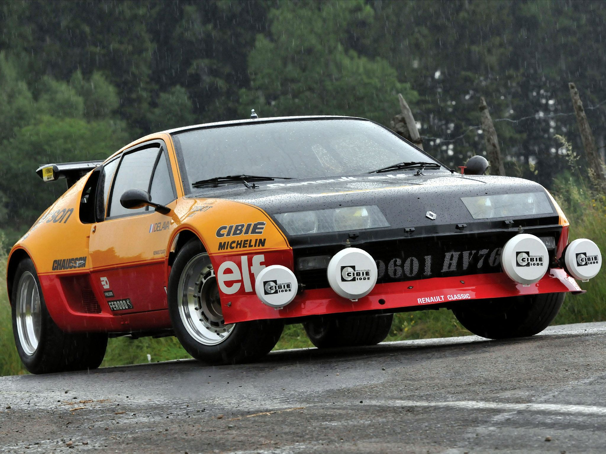 Renault Alpine A310 V6 Rally Car Products I Love Pinterest