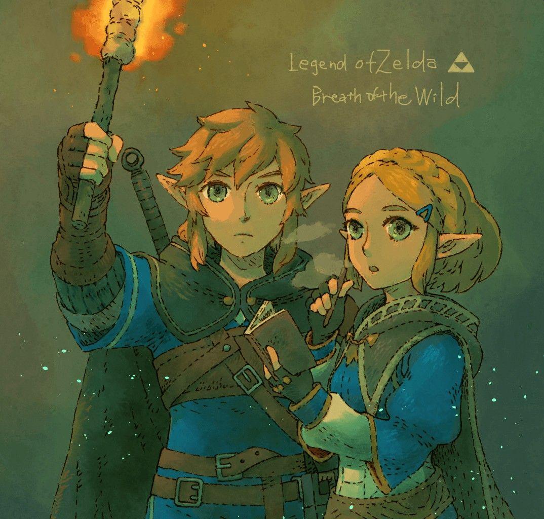 Pin By Mack On Legend Of Zelda Legend Of Zelda Breath