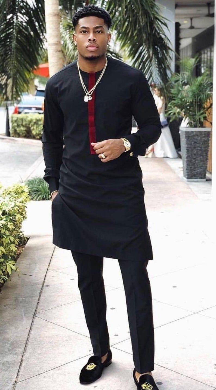 African groom/'s men wedding suit A Short Sleeve Black African Dashiki Suit African men/'s clothing Bespoke men/'s dashiki