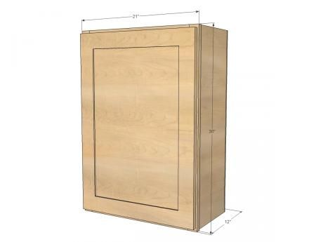 Building Kitchen Wall Cabinets Ada 21 Momplex Vanilla Diy Furniture