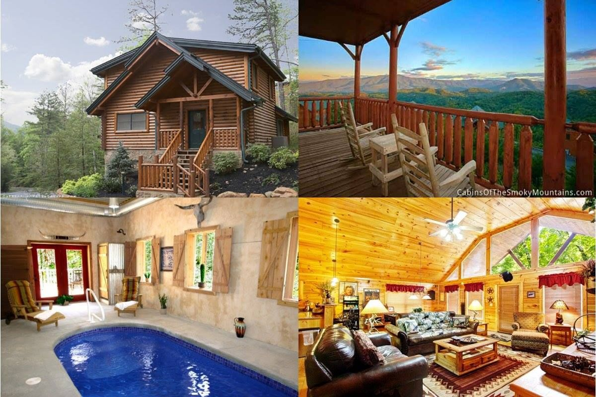 Luxury Rental Cabins In The Smoky Mountains, During Last Minute Half Price  Specials