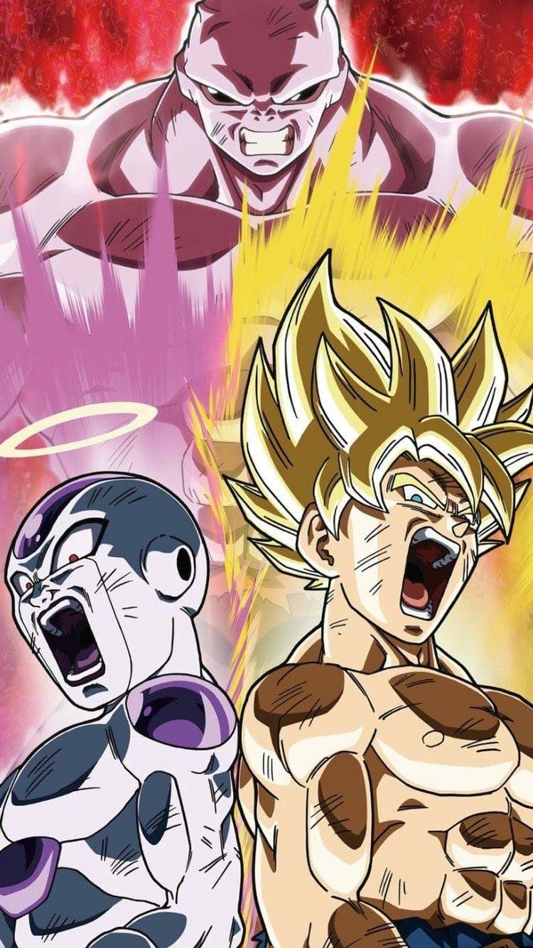 Gokuh Ssj And Angel Freezer Full Power Against Jiren Full Power Anime Dragon Ball Super Dragon Ball Super Manga Dragon Ball Goku