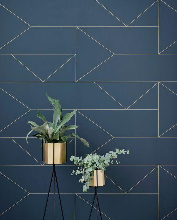 Tapete Lines One Size | Wallpaper Love | Pinterest | Tapeten ...