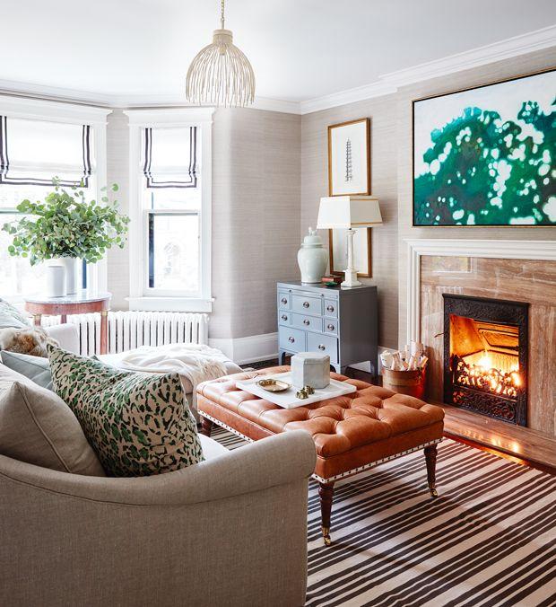 15 intérieurs au nouveau luxe déco | salon