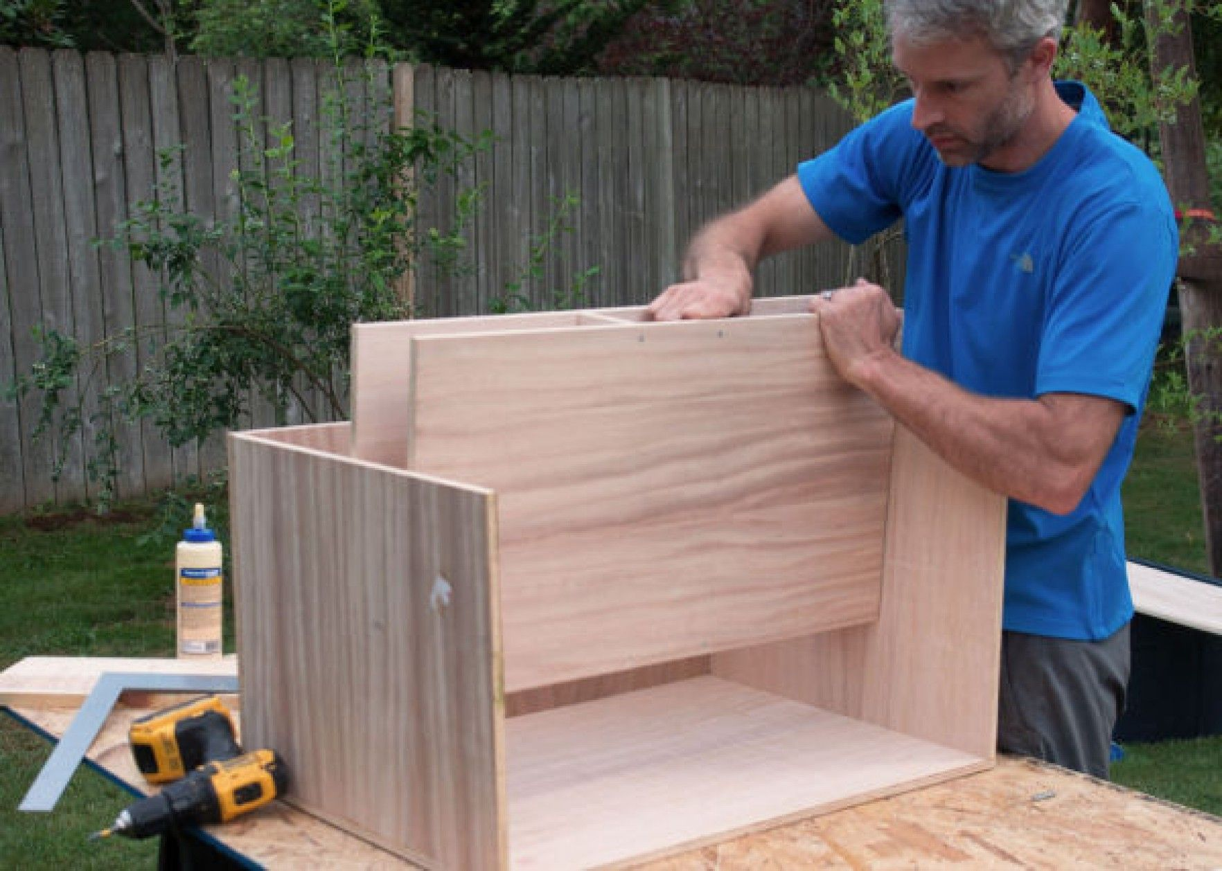 How to Build Your Own Camp Kitchen Chuck Box | Outdoor ...