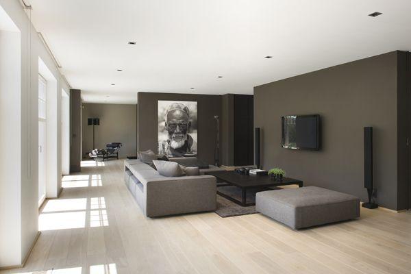 Grégory Dellicour - Maison dans le Brabant Wallon | TV wall ...