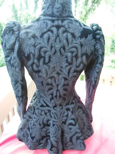 Incredible Victorian Jacket