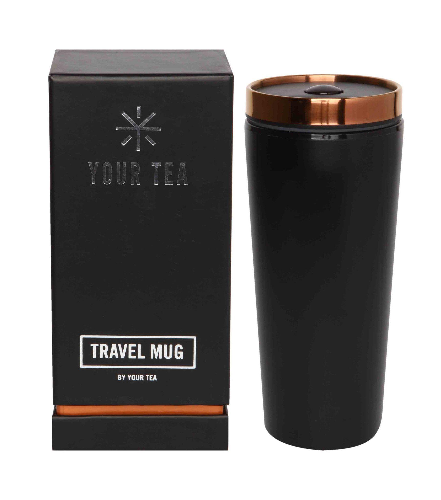 Travel Mug Copper