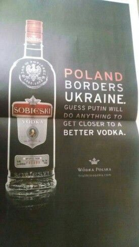 Polish Vodka - good marketing
