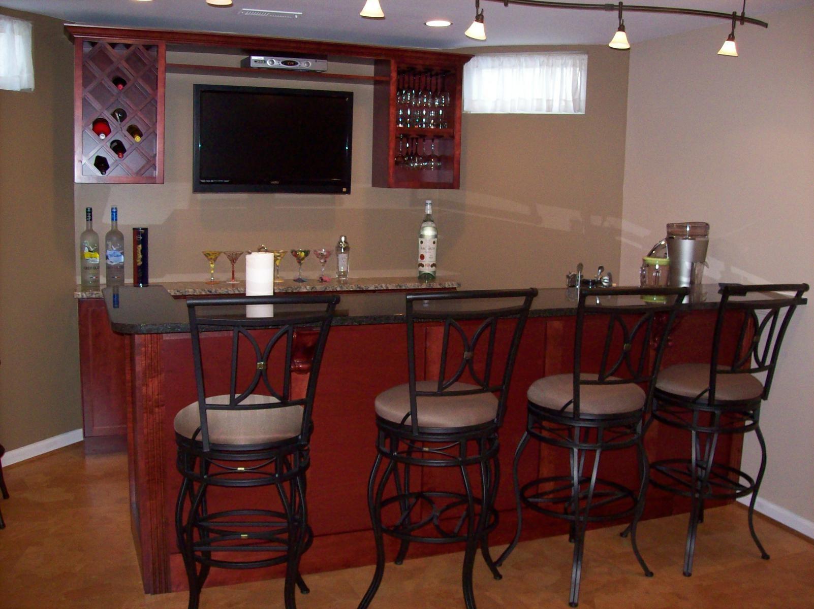 Best Images About Basement Bar Ideas On Pinterest Basement - Diy basement bars