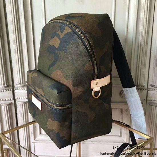 151992260eaf Louis Vuitton x Supreme Apollo Backpack M44200 Monogram Camo