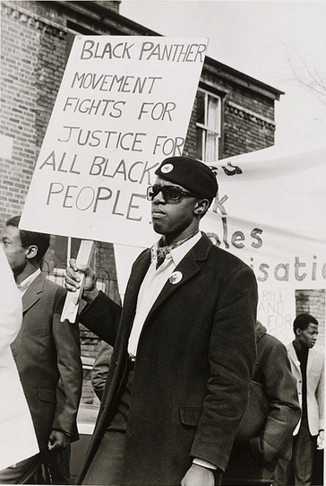 Photo of V&A · Staying Power: Photographs of Black British Experience