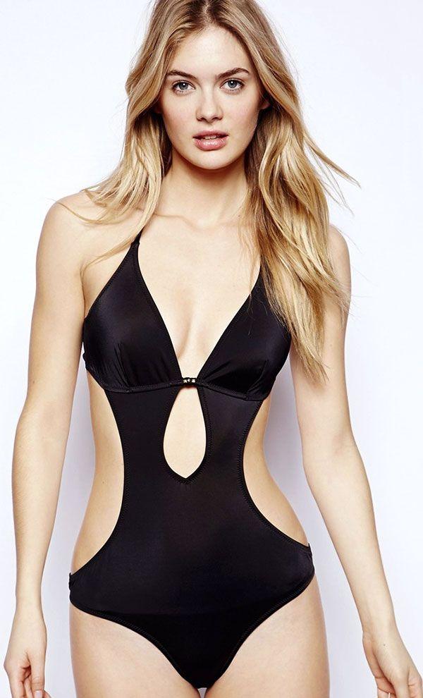 d393d33b75 111 Gorgeous and Flattering Swimsuits - Part 1 | Clothing Swim Suits ...