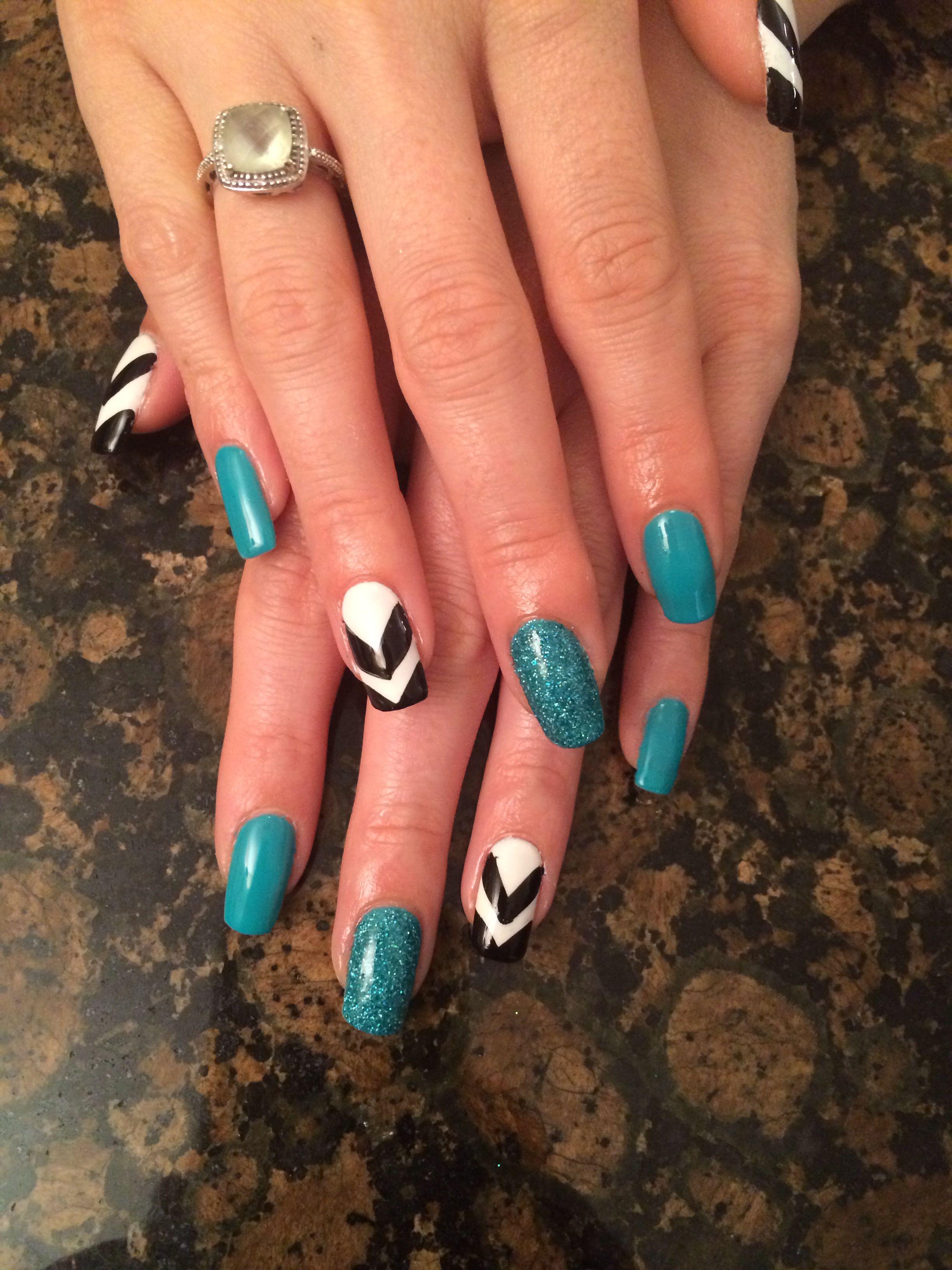 Fun nails! | Fun nails, Nails, My nails