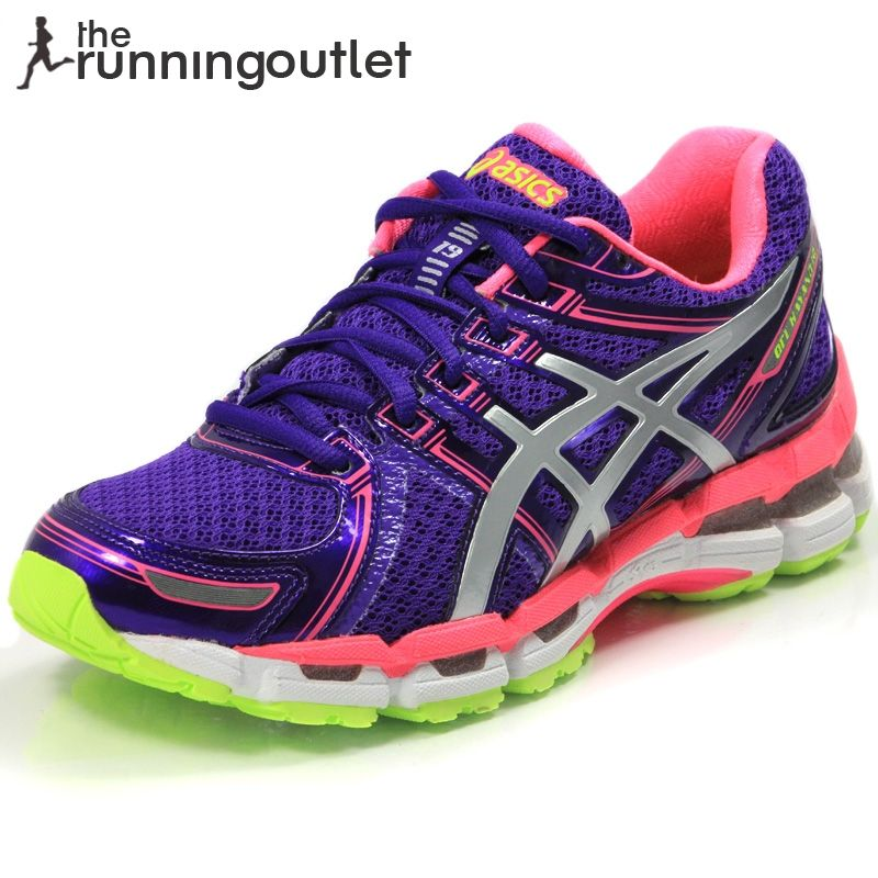 Asics Women's Gel Kayano 19 Running Shoe SS13: Electric
