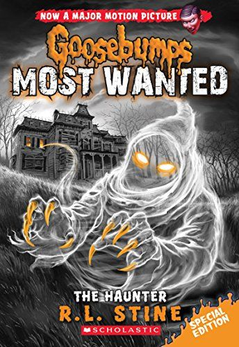 The Haunter Goosebumps Most Wanted Special Edition 4 B Https
