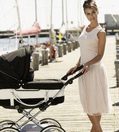 love these vintage style strollers emmaljunga prams. Black Bedroom Furniture Sets. Home Design Ideas