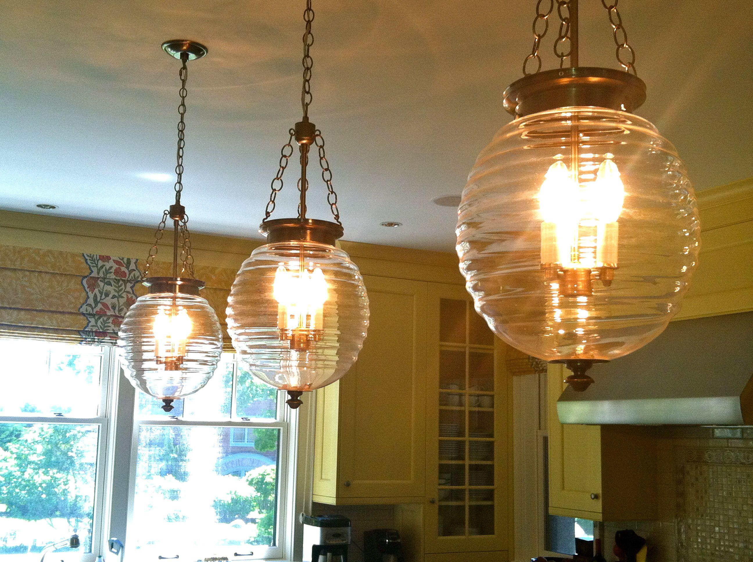 Beehive lamps