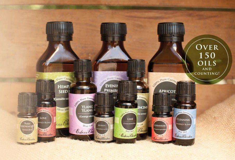 Edens garden essential oils vs young living garden ftempo Edens garden essential oils coupon