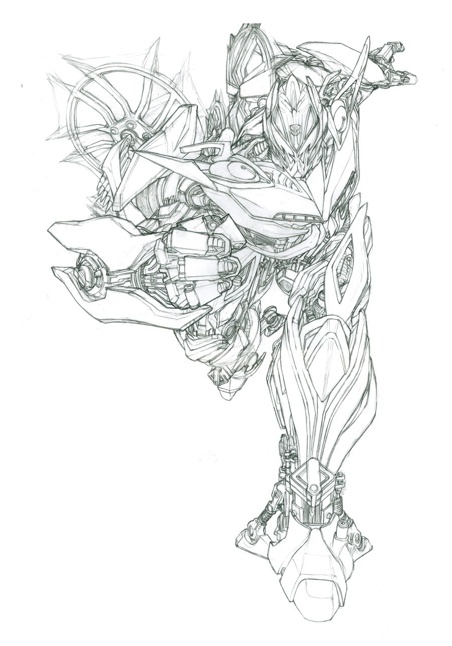 Transformers : Age of Extinction — Gregory Titus Illustration ...