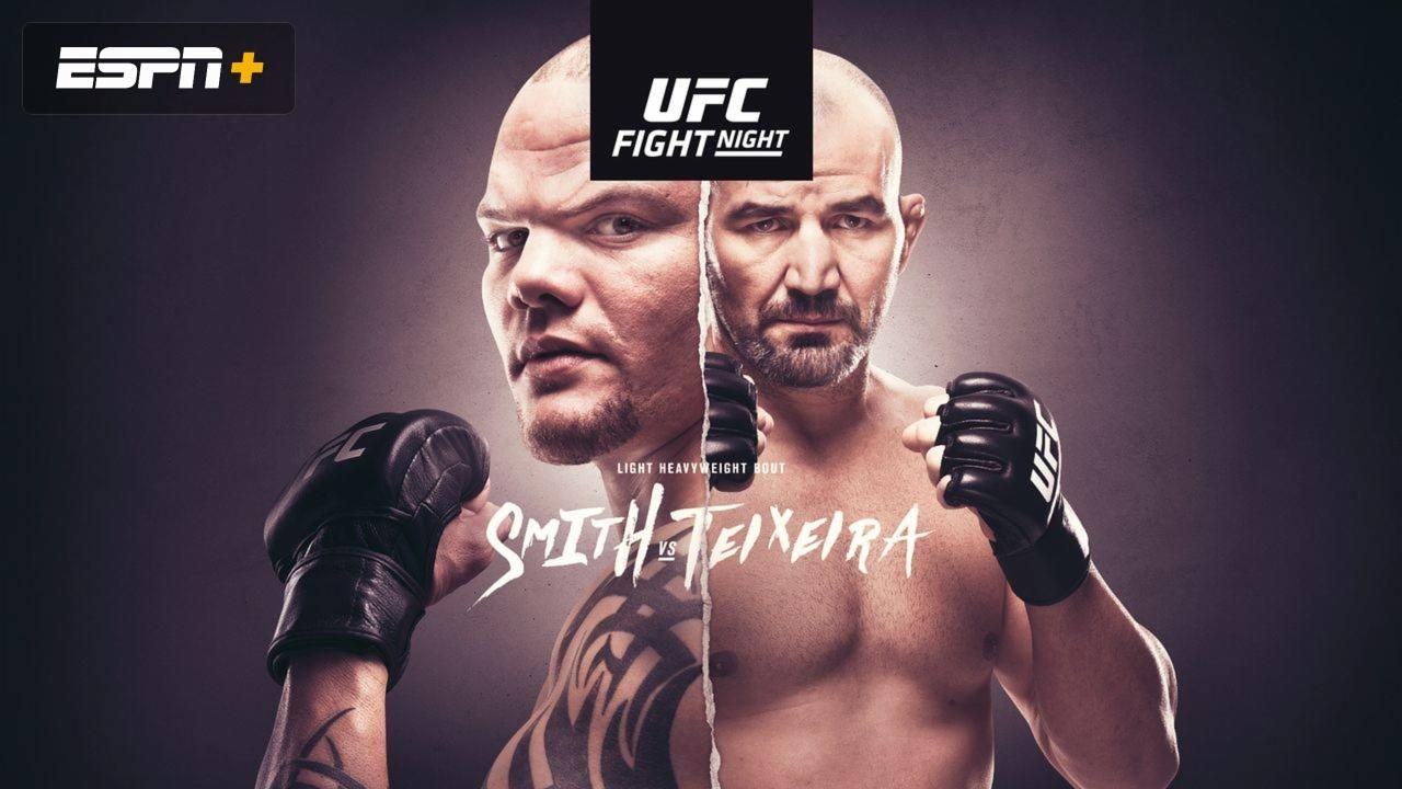 Ufc Fight Night Smith Vs Teixeira Results Live Coverage Discussion Tonight At 7pm Est Welcome To Fightful Com S Via Www In 2020 Ufc Fight Night Ufc Fight Night