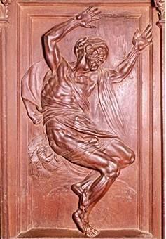 Silleria Del Coro Toledo Berruguete Greek Statue Statue Art