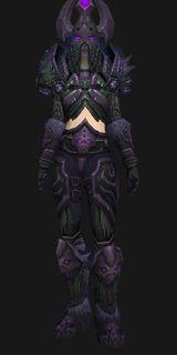 Scourgelord's Battlegear - Transmog Set - World of Warcraft