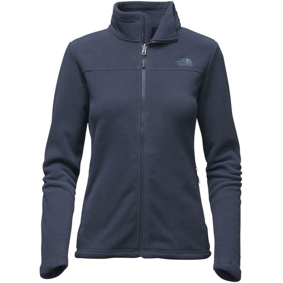 f4ccaba3664 The North Face - Khumbu Fleece Jacket - Women s - Cosmic Blue