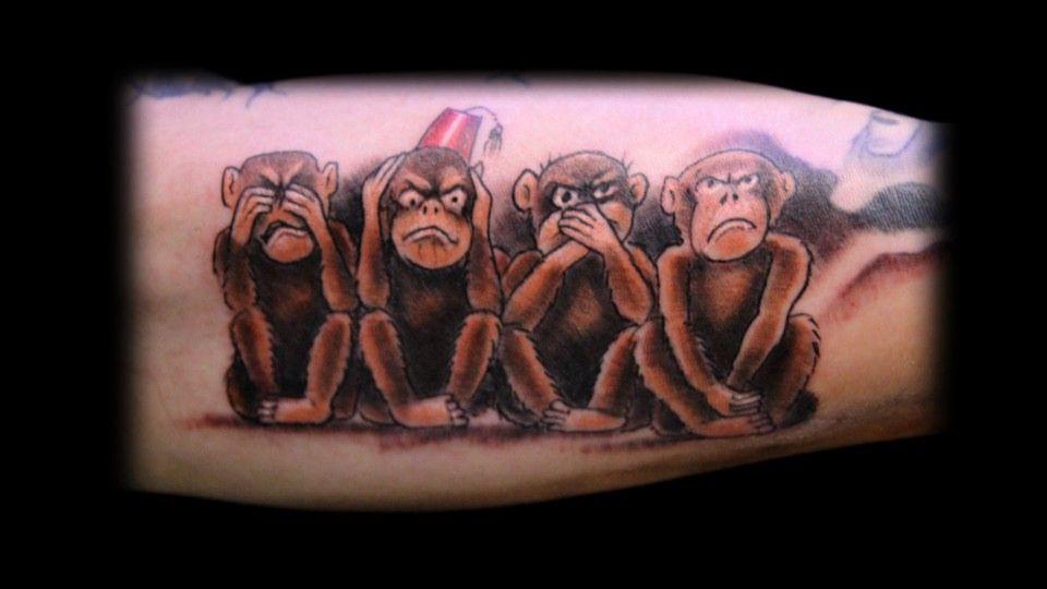 See No Evil Hear No Evil Speak No Evil See No Evil Hear No Evil Speak No Evil Do No Evil Tattoos Baby Tattoos Evil Tattoo