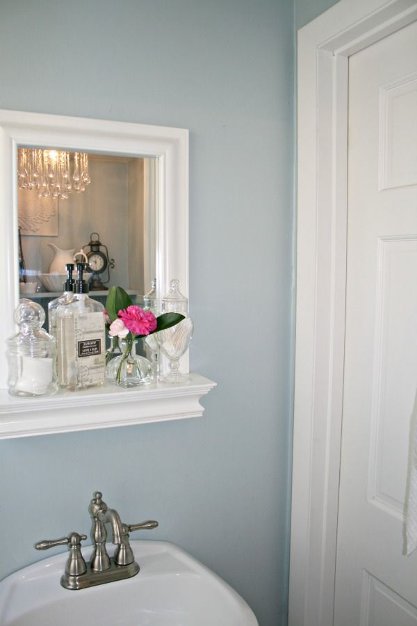 from diy showoff bathroom re do love it bathroom on show me beautiful wall color id=63765