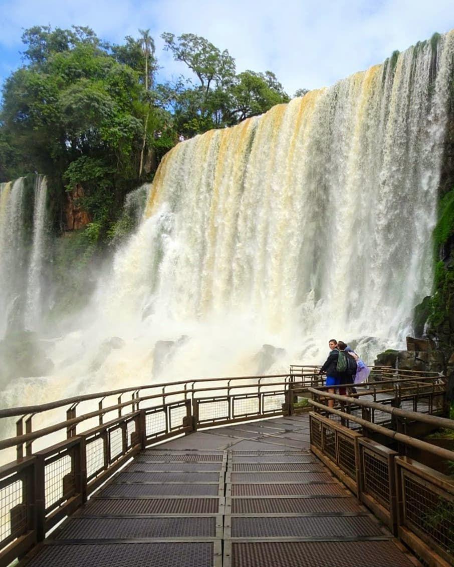 Cataratas Del Iguazú Argentina Salto Bosetti Abril 2019 Las Cataratas Del Iguazú S Cataratas Del Iguazu Argentina Cataratas Del Iguazu Lugares Hermosos