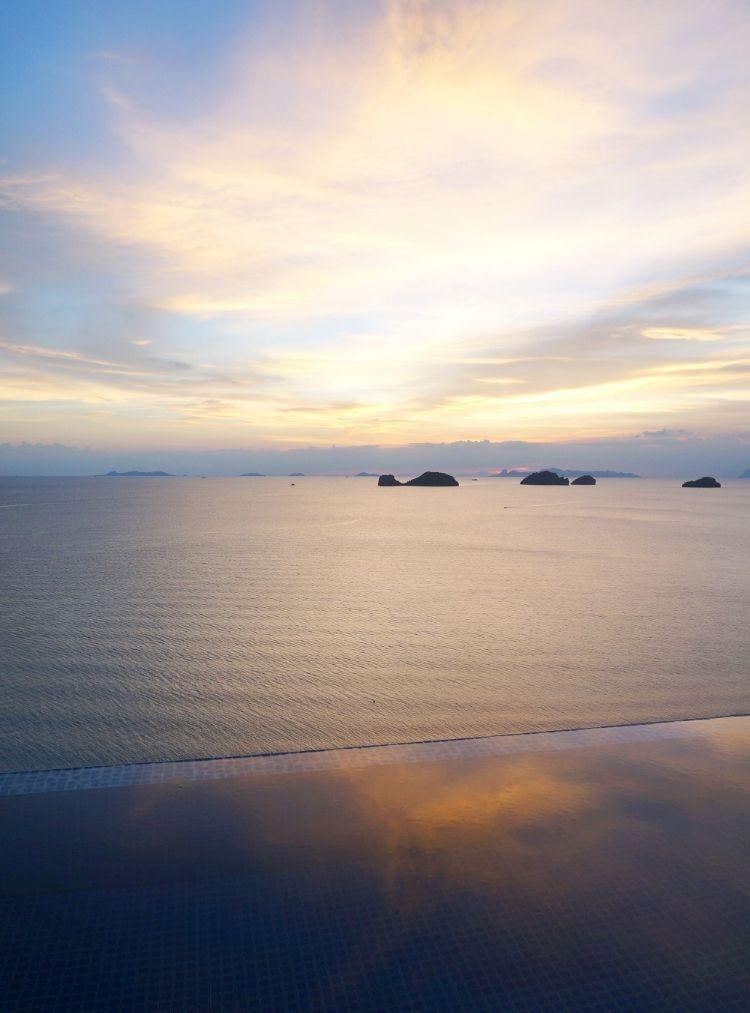 Euriental | fashion and luxury travel | Conrad Koh Samui, ocean view pool villa