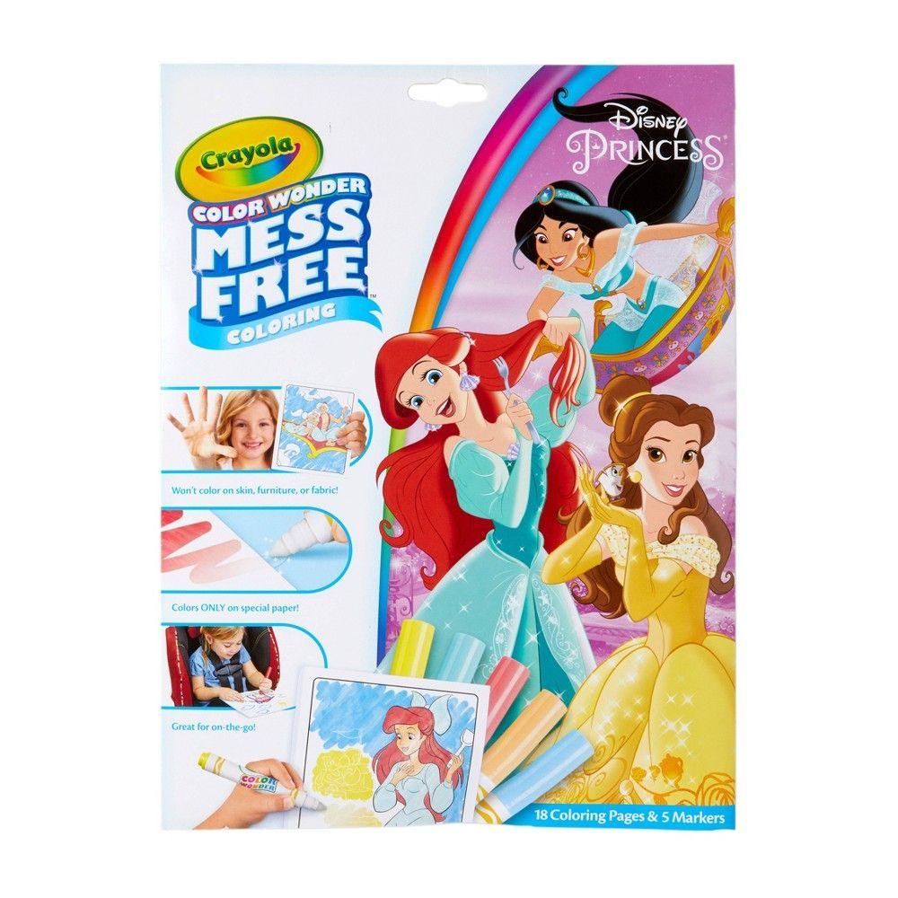 Crayola Color Wonder Disney Princess Coloring Page Set In 2021 Disney Princess Colors Color Wonder Princess Coloring [ 1000 x 1000 Pixel ]
