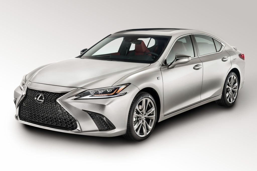 Lexus ES 350 F SPORT 2018 Lexus es