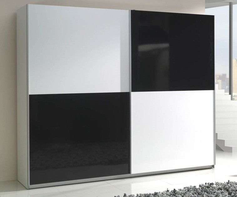 Presta White 3 Modern Wardrobe Bedroom Wardrobe And Cheap Wardrobes