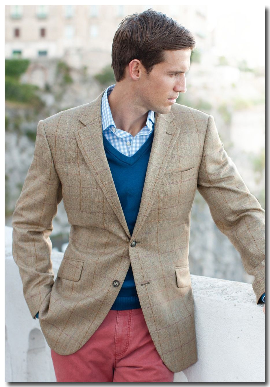 Osprey Jacket 100 Wool Summer Tweed Jacket | Gentleman's stuff ...