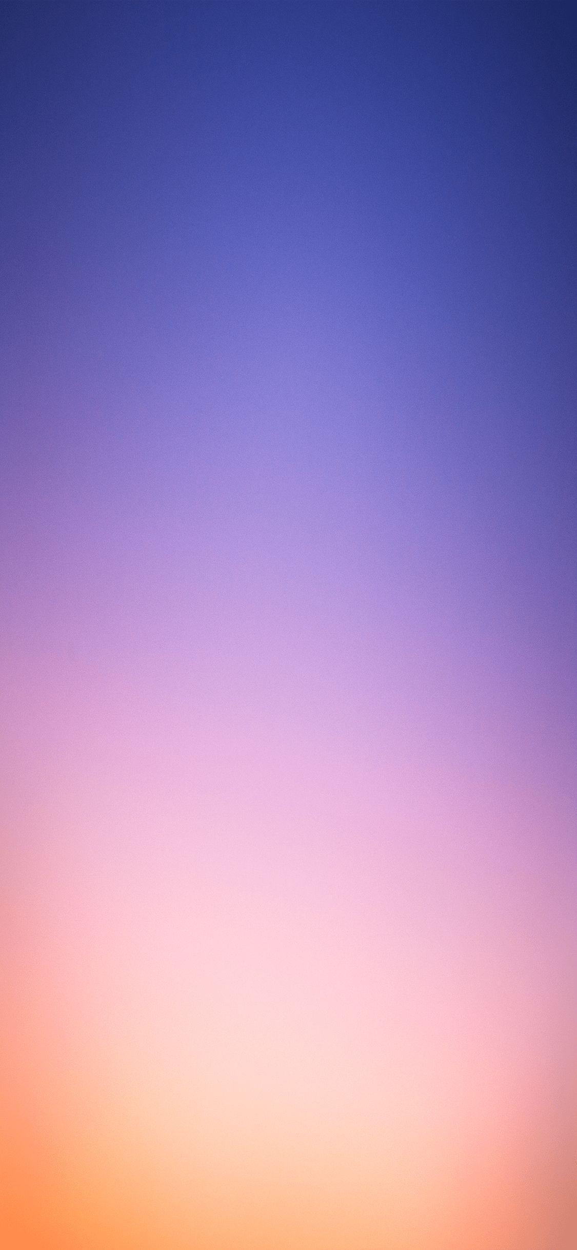 iPhone X Xs High Resolution Wallpaper Stunning Ombre