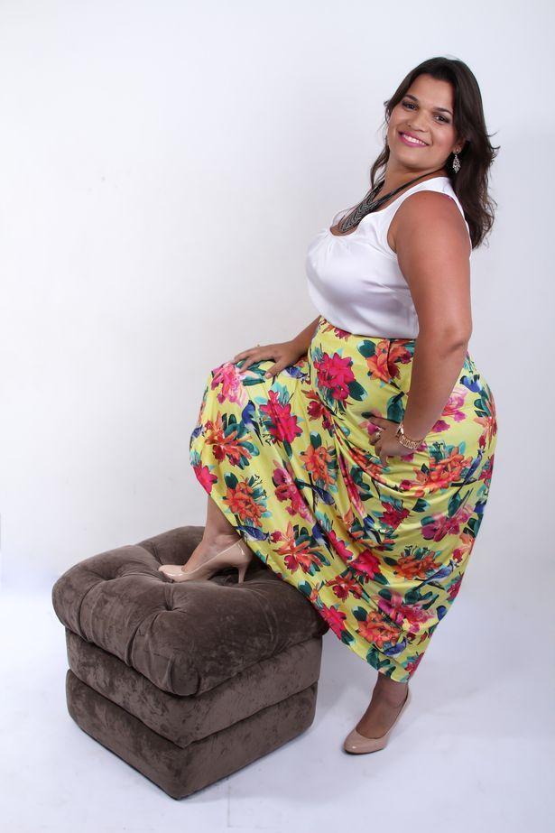 Most beautiful fat girl