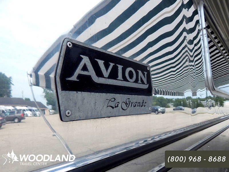 1974 avion le grande 31 travel trailers rv for sale in