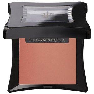 Illamasqua: Rude is a warm peach pink, dewy finish cream blusher from Illamasqua