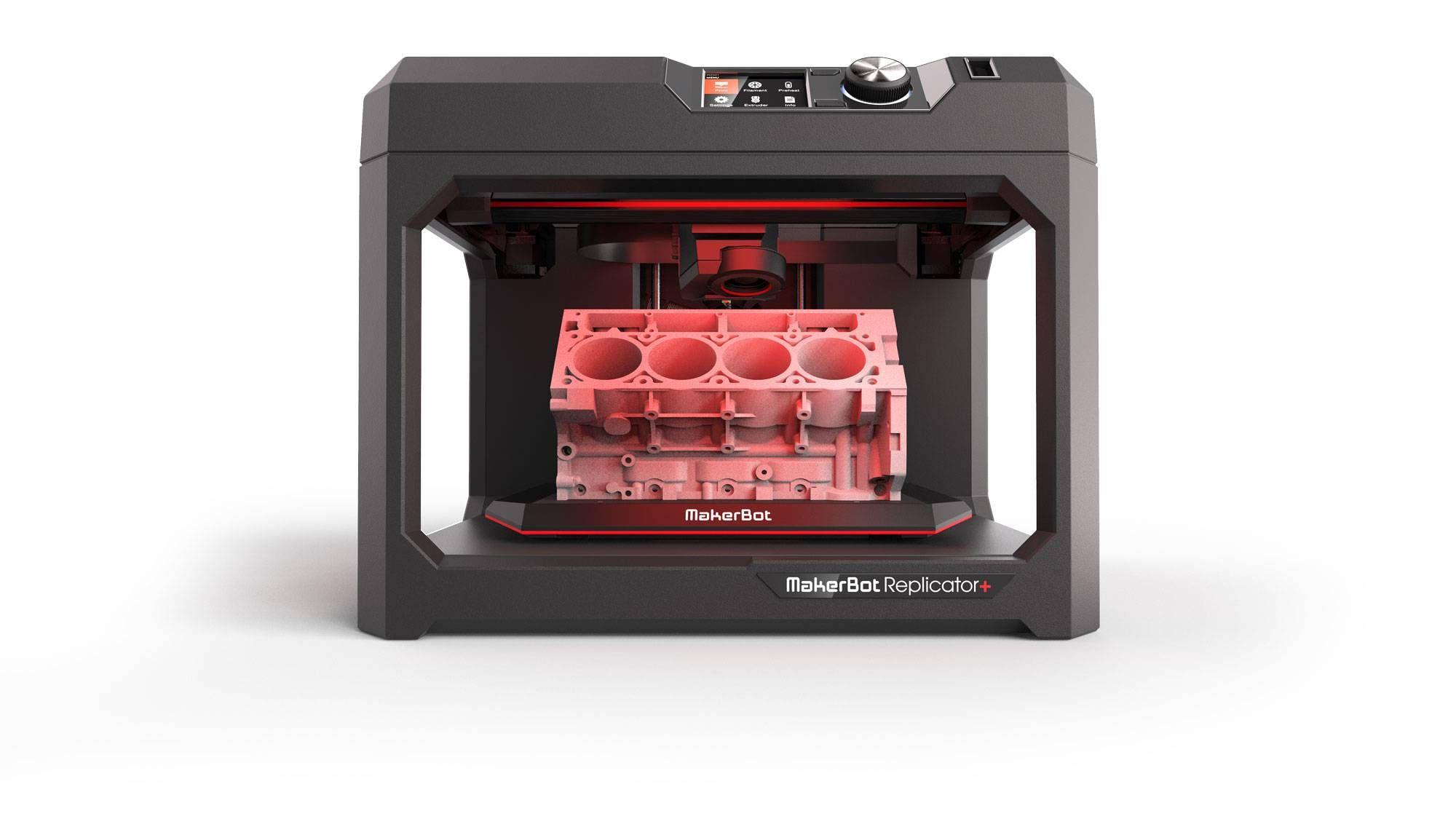 3D Drucker MakerBot MP07825EU MakerBot Replicator+